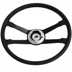 15.5″ Reproduction VDM leather rim steering wheel Restoration Porsche 901 911 912