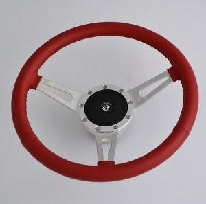 14 inch dish classic steering wheel 9 bolts 350mm