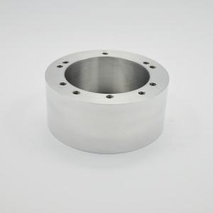 CNC Aluminum Black Billet Conversion Spacer for Steering Wheel