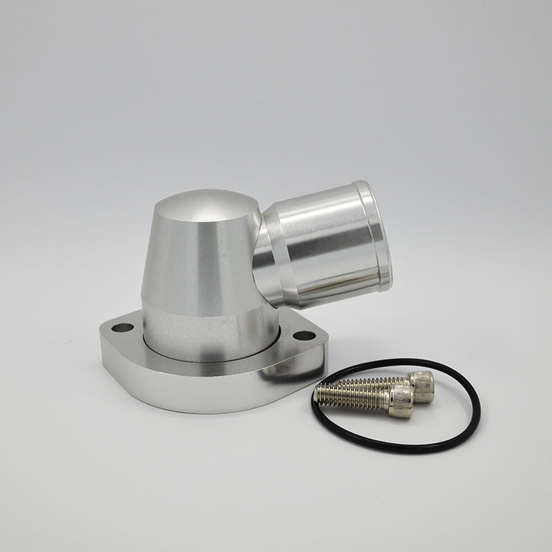 Aluminum Thermostat Housing Water Neck Ford Big Block Featured Image