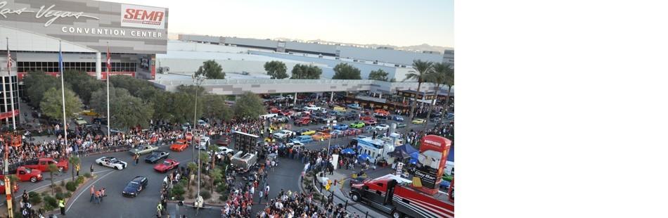SEMA SHOW Las Vegas, Nevada, Oct 30 – Nov 2, 2018