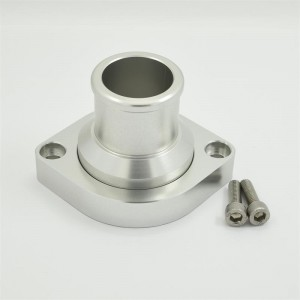 Aluminum Billet Water Neck LS Thermostat Housing