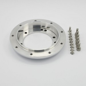 5 Bolt Aluminum Billet Conversion Spacer