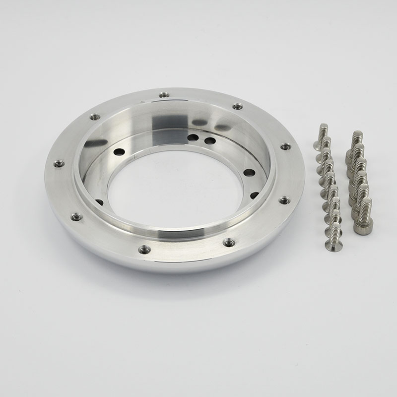 5 Bolt Aluminum Billet Conversion Spacer Featured Image