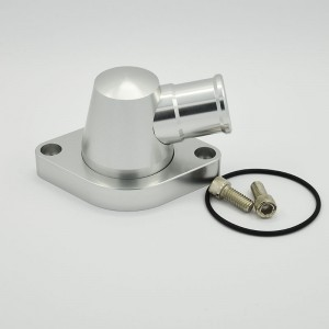 Aluminum Billet Swivel Thermostat Housing Ford PE