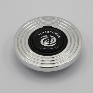 Steering Wheel Horn Button with 6061-T6 Aluminum