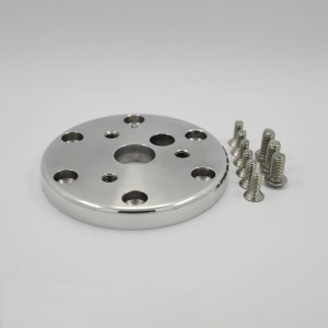 3 Bolt Billet Conversion Spacer Aluminum