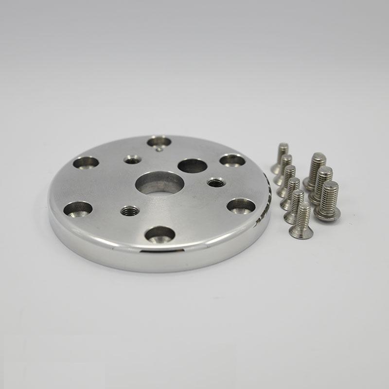 3 Bolt Billet Conversion Spacer Aluminum Featured Image